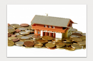בית על מטבעות