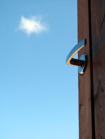 דלת פתוחה לשמים