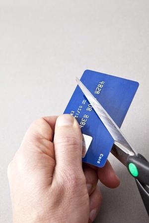 מספרים גוזרות כרטיס אשראי