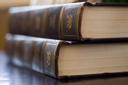 ספרים הקשורים לעריכת דין