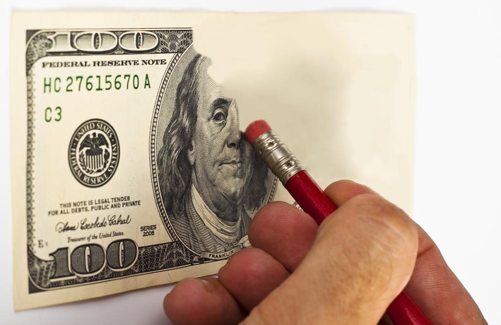 מחיקת חובות לבנקים